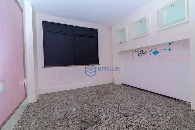 Apartamento com 3 dormitórios à venda, 223 m² por R$ 890.000 - Aldeota - Fortaleza/CE - Foto 12