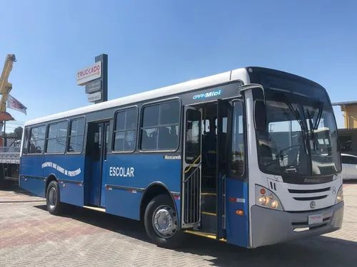 Ônibus Mascarello Gran Midi 2010  - Foto 2