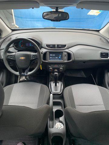 Chevrolet Prisma LT automático 1.4 2018 - Foto 10