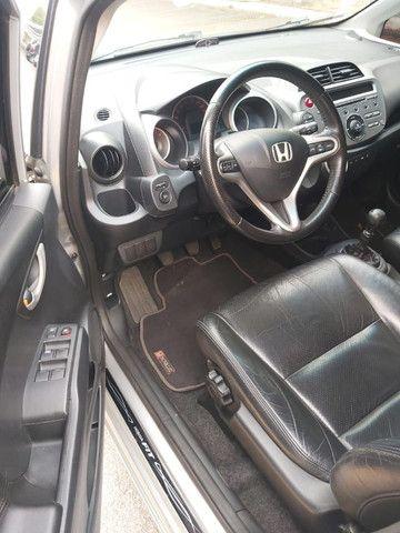 Honda Fit 1.5 Exl Mec. 2009 - Foto 8