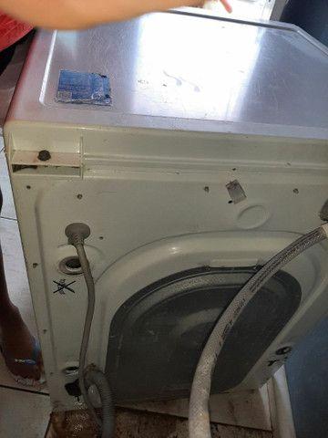 Vendo maquina de lavar ecobubble 10,1 samsung  - Foto 3