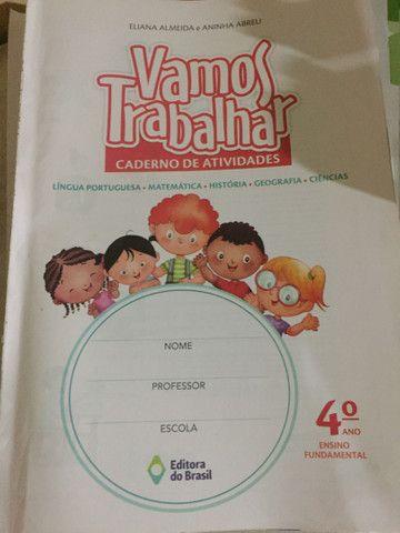 Livros do 4 ano da editora Brasil - Foto 2