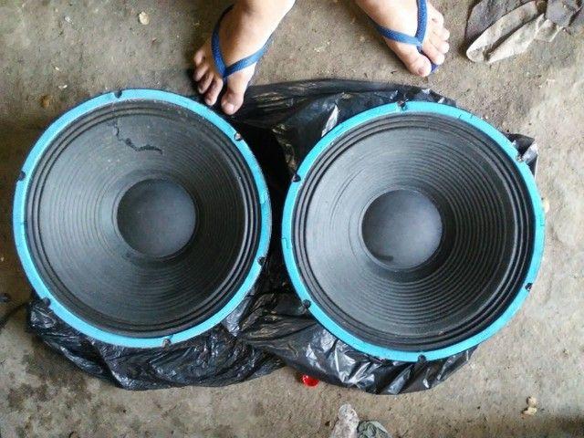 FONES DE CAIXA AMPLIFICADA 15 P - Foto 3