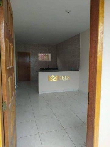RI Casa Com 2 Dormitórios à Venda, 56 m² Por R$105.000 - Nova Califórnia - Cabo Frio/rj - Foto 2