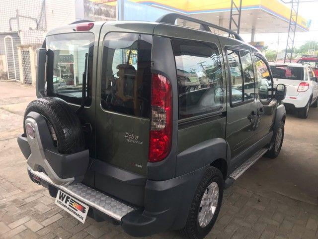 Fiat Doblô Xingú 1.8 Adventure . 6 lugares .Extra!!! - Foto 5