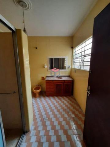 Casa térrea para locação, 4 quartos, 6 vagas - Campestre - Santo André / SP - Foto 15