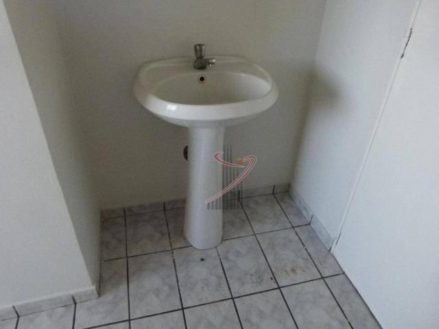 Apartamento com 1 dormitório para alugar, 48 m² por R$ 900,00/mês - Centro - Foz do Iguaçu - Foto 5
