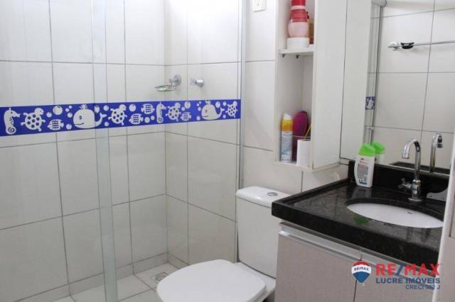 Apartamento com 3 dormitórios à venda, 68 m² por R$ 215.000,00 - Jardim Cidade Universitár - Foto 14