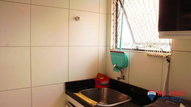 Apartamento com 3 dormitórios à venda, 68 m² por R$ 215.000,00 - Jardim Cidade Universitár - Foto 10