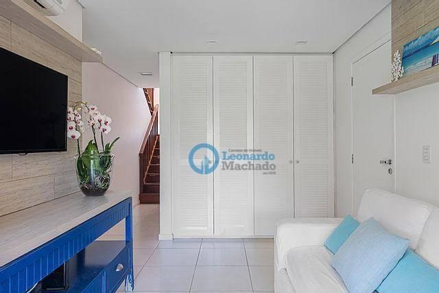 Apartamento com 4 dormitórios à venda, 176 m² por R$ 999.000 - Porto das Dunas - Aquiraz/C - Foto 16