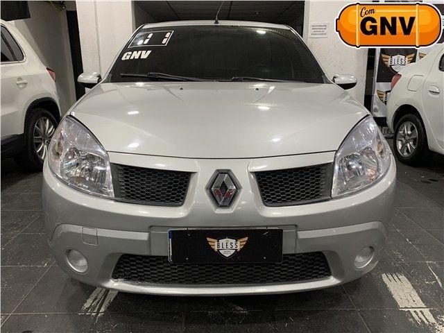 Renault Sandero 2011 1.6 expression 8v flex 4p manual - Foto 4