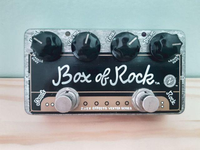 Z Vex Box of Rock Seminovo - Foto 2