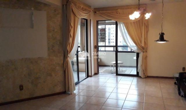 Apartamento para venda 03 dormitórios em Santa Maria com hidromassagem sacadas com churras - Foto 5