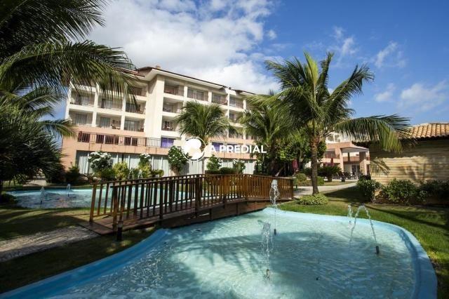 Apartamento para aluguel, 2 quartos, 1 suíte, 1 vaga, Porto das Dunas - Aquiraz/CE - Foto 3