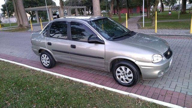 Chevrolet clássic (direção ar) - Foto 4