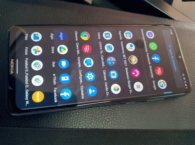 Celular Nokia praticamente novo, sem marcas - Foto 3