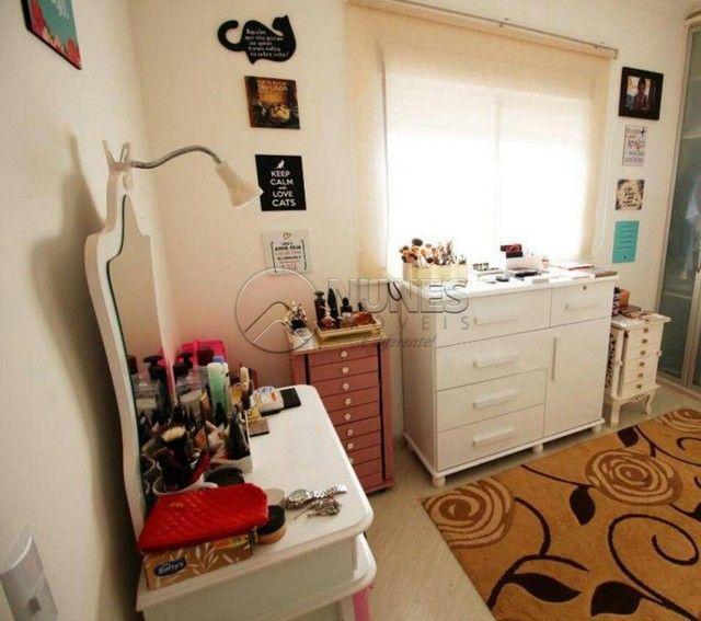 Apartamento para alugar com 4 dormitórios em Jardim santo antoninho, Osasco cod:L408761 - Foto 13