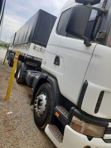 Caminhão Scania R124 ano 2001 + 1 Bitrem 2010 - Foto 7