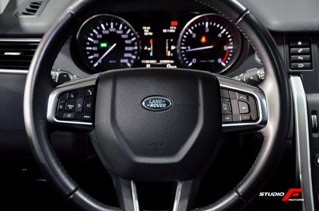 Land Rover Discovery Sport Hse Diesel - 2016 - Único Dono - Revisada - - Foto 17
