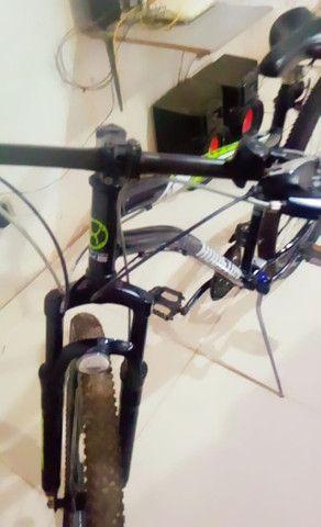 Bicicleta semi nova Houston - Foto 3