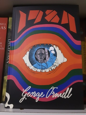 Livro 1984 Capa Dura - Foto 2