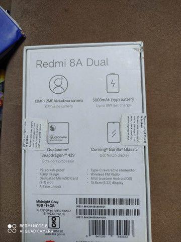 Xiaomi redmi 8 A 64 gigas de memoria e 3 gigas de ram - Foto 4