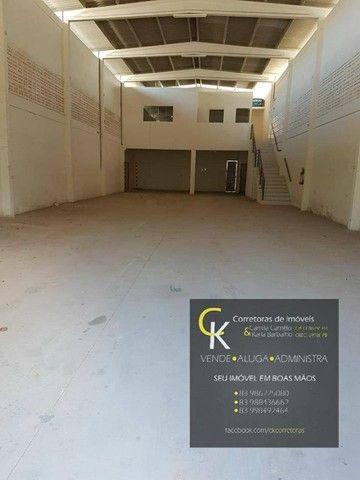 Galpão Comercial - Próximo ao Crematório, 400m², fácil acesso pela BR 230