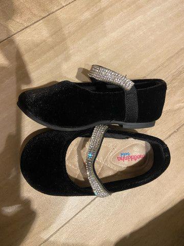 Sapato social infantil molekinha bebê  - Foto 4
