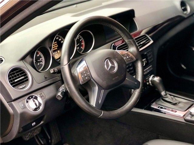 Mercedes-benz C 180 2012 1.6 cgi classic 16v turbo gasolina 4p automático - Foto 10