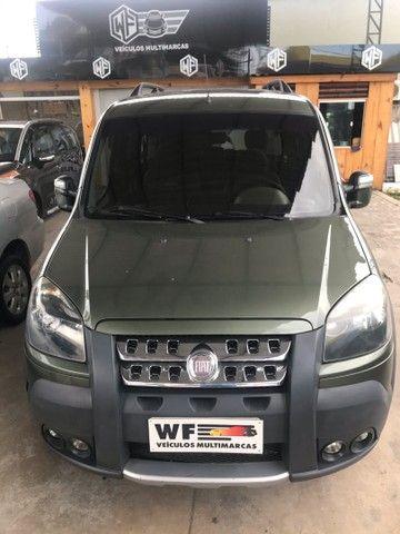 Fiat Doblô Xingú 1.8 Adventure . 6 lugares .Extra!!!