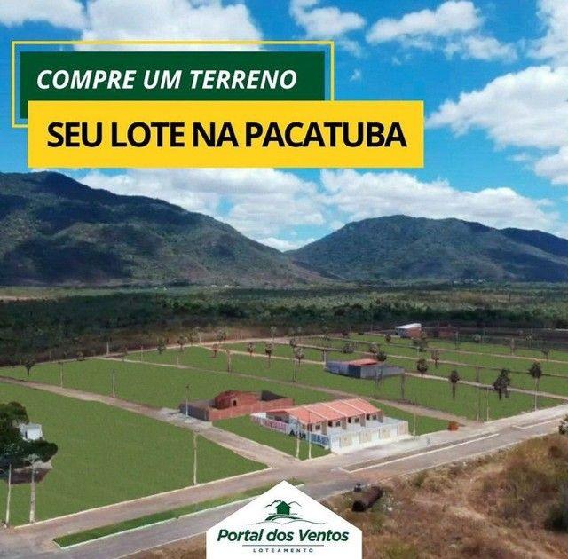 Entrada promocional de 599,00 na pacatuba com construçao imediata aproveite!! - Foto 7