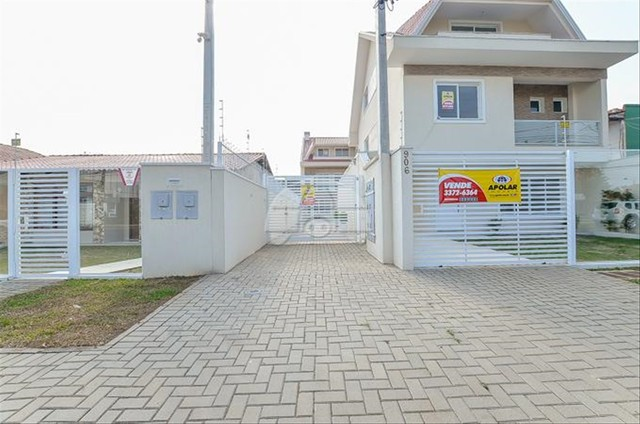 Casa à venda com 3 dormitórios em Fanny, Curitiba cod:131723 - Foto 2