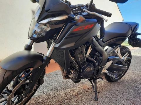 Vendo Honda CB 650 F Abs - Foto 4