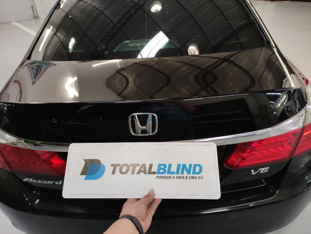 Blindado Accord V6 2015 - Foto 5