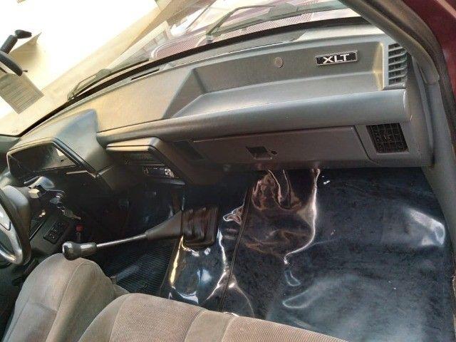 Ford F1000 XLT motor x10 mwm - Foto 4