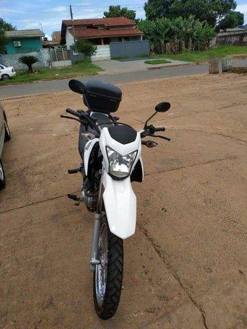 Moto NXR Bros 160 2019 conservada com baú Facilitando sua vida. - Foto 2