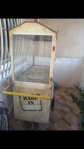 Vende-se um carrinho de pipoca  - Foto 3