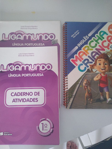 Livros MARCHA CRIANÇA - Foto 2
