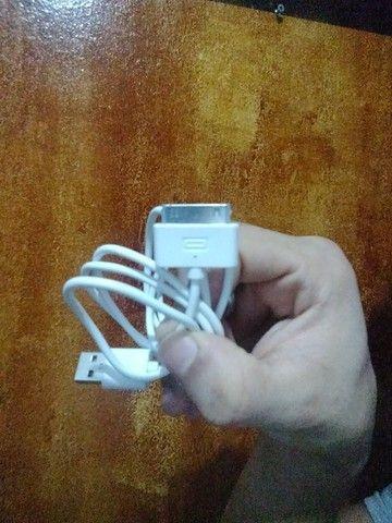 cabo de dados KinGo 2.1A output Iphone 4/4S i-Pad 2/3  - Foto 5
