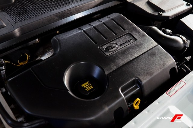 Land Rover Discovery Sport Hse Diesel - 2016 - Único Dono - Revisada - - Foto 2