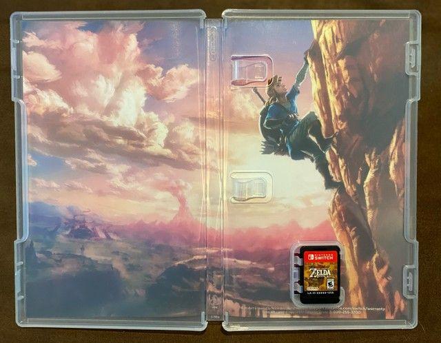 Zelda Breath of the Wild - Nintendo Switch  - Foto 2