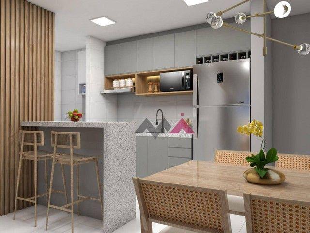 Apartamento com 2 dormitórios à venda, 60 m² por R$ 294.588,00 - Plano Diretor Sul - Palma - Foto 2