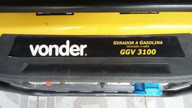 Vendo gerador vonder  - Foto 2