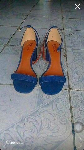 Sandália salto alto    - Foto 2