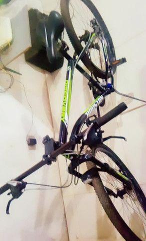 Bicicleta semi nova Houston - Foto 2