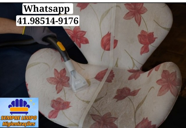 Limpeza de Estofados em geral Colchão Sofá Cadeira Carro Tapete Carpete - Foto 3