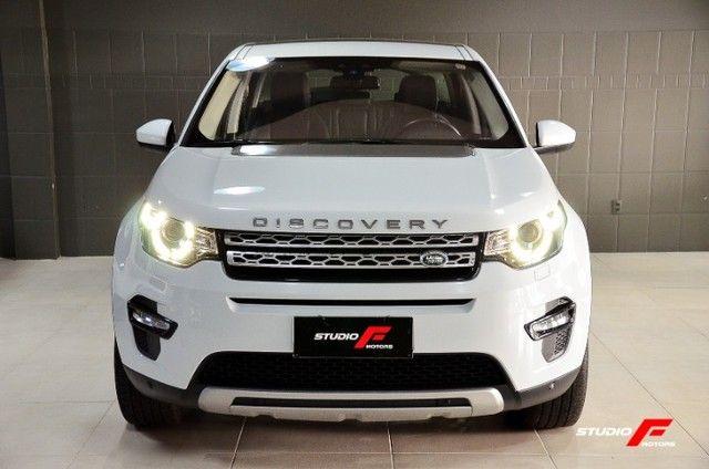Land Rover Discovery Sport Hse Diesel - 2016 - Único Dono - Revisada -