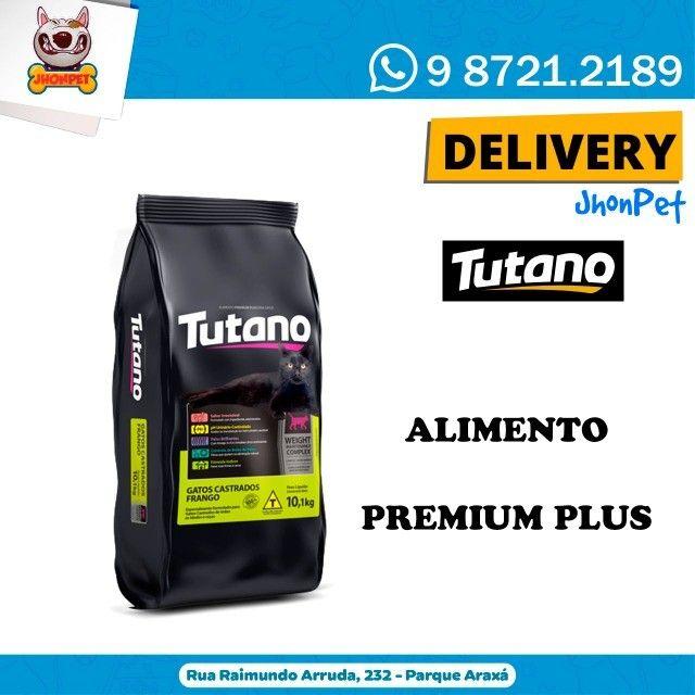 Ração Tutano Premium PluS Adulto ou Filhote - FreTe GrÁTiS - JhoNPeT - Foto 5