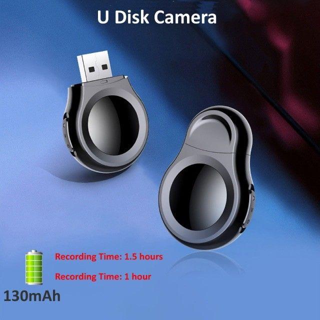 Mini Câmera 1080p USB Loop Gravação de Voz   - Foto 6