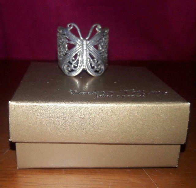 Ler descrição + Anéis Prata 925-950 da Prata Fina e Bruna Tessaro - Foto 4